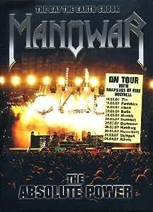 Manowar - Live At Earth Shaker Fest 2005 [DVD] [2012]