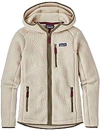 (パタゴニア) Patagonia レディース トップス フリース Retro Pile Hooded Fleece Jacket [並行輸入品]