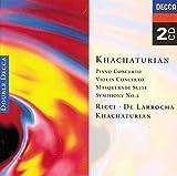 Piano Concerto / Violin Concerto / Symphony 2 画像