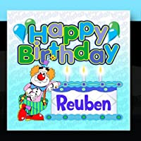 Happy Birthday Reuben