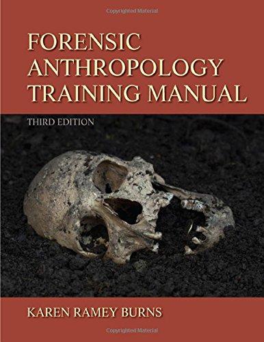 Download Forensic Anthropology Training Manual 0205022596