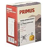 PRIMUS(プリムス) シングルバーナー ウルトラ・スパイダーストーブII 【ガス適合性検査済日本正規品】 P-155S