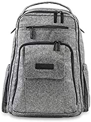 Ju-Ju-Be Be Right Back Backpack - Grey Matter