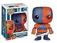Pop! Heroes Deathstroke PX Exclusive (製造元:Funko) [並行輸入品]