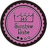 Sunshine Babe カラージェル 14S スプリングクロッカス 2.7g UV/LED対応
