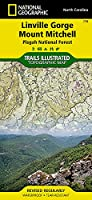 National Geographic Trails Illustrated Topographic Map Linville Gorge Mount Mitchell Pisgah National Forest: North Carolina (National Geographic Trails Illustrated Topographic Maps)