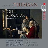 Telemann: Six Sonates ? Violon Seul
