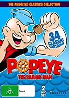 Popeye the Sailor Man: The Animated Classics Collection | NON-USA Format | PAL | Region 4 Import - Australia【DVD】 [並行輸入品]
