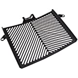 Baosity Black/Orange Radiator Guard Grill Protector Cover Parts Motorbike Parts Motorcycle Frame Accessories Radiator Shrouds for KTM 1050 1190 1290 - Black
