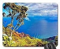 自然景観ゲームマウスパッド、カラオケスタジオのアイハワイマウスパッド、マウスパッド(海洋マウスパッド)