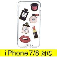 IPHORIA(アイフォリア) Transparent Case Getting Ready I PHONE 7/8ケース アイフォン7/8ケース スマホケース 14311 0001 [並行輸入品]