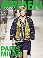 Spring&Summer gap PRESS MEN Vol.42 (Paris Milan)