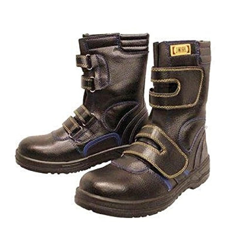 おたふく手袋:おたふく 安全シューズ静電半長靴マジックタイプ 24.5cm JW-773-245 型式:JW-773-245