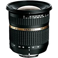 Tamron AF 10-24mm f/3.5-4.5 SP Di II LD Aspherical (IF) Lens for Pentax DSLR B001P (International Model) No Warranty [並行輸入品]
