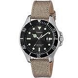 [TIMEX] 腕時計 シティコレクション TW2U81800 メンズ ベージュ
