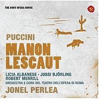 Puccini: Manon Lescaut - The Sony Opera House by Jonel Perlea (2009-11-17)