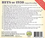 Hits Of 1930-happy Days A 画像