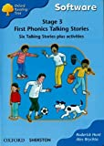 Oxford Reading Tree: Stage 3: First Phonics Talking Stories: CD-ROM: Single User Licence