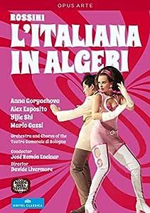 ロッシーニ:アルジェのイタリア女(ロッシーニフェスティヴァル2013)[DVD]