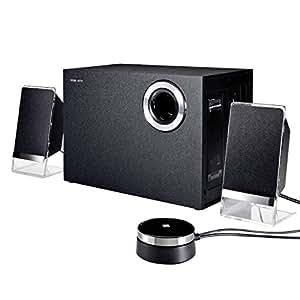 サンワダイレクト Bluetoothスピーカー 高音質 AAC/apt-X対応 低音専用サブウーファー搭載 NFC対応 2.1chスピーカー 400-SP053