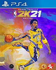 NBA 2K21 - Mamba Edition - PlayStation 4