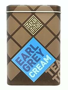Tea total (ティートータル) / アールグレイ クリーム 100g入り缶  ニュージーランド産 (紅茶 フレーバーティー) 【並行輸入品】