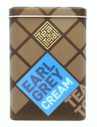 ティートータル アールグレイ クリーム 100g入り缶 ニュージーランド産 (紅茶 フレーバーティー)