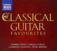 Classical Guitar Favourites by VARIOUS ARTISTS (2012-03-27)