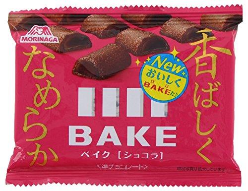 森永製菓 ベイク<ショコラ> 10粒×12袋