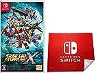スーパーロボット大戦X -Switch([早期購入特典]スーパーロボット大戦X「早期購入4大特典」を入手できるダウンロード番号 & [Amazon.co.jp限定]Nintendo Switch ロゴデザイン マイクロファイバークロス 同梱)