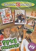 Sexi Comedias Vol. 19 (3 Coleccion Peliculas)