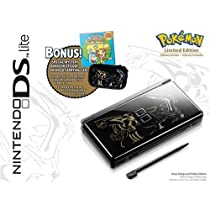 Nintendo DS Lite Onyx Black Limited Edition Pokemon Pack(輸入版:北米)