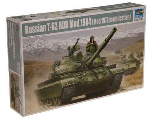 1/35 ソビエト軍 T-62 BDD主力戦車 Mod.1984