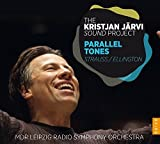 The Kristjan Jarvi Sound Project: Parallel Tones by MDR Leipzig Radio Symphony Orchestra 画像