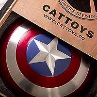 Avengers Captain America Shield アベンジャーズ キャプテンアメリカ シールド 盾 金属製 メタル
