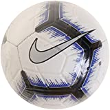 Nike Strike Soccer Ball (White/Racer Blue) (4)