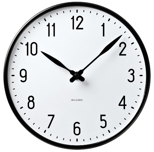 RoomClip商品情報 - 【正規輸入品】Arne Jacobsen Station Wall Clock 290 43643