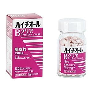 【第3類医薬品】ハイチオールBクリア 180錠の関連商品3