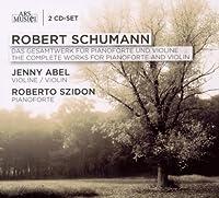 Schumann: Das Gesamtwerk fur Pianoforte