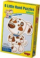 Little Hand Puzzles - Animals