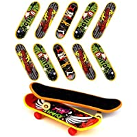 Loves 18 PCS Professional Mini Fingerboards Finger Skateboard (12 Normal + 6 Matte) [並行輸入品]