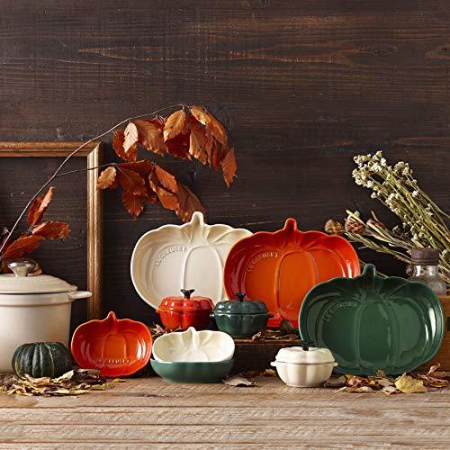 ハロウィンに使いたい!ル・クルーゼのかぼちゃのお皿
