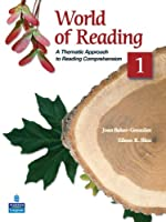 World of Reading Level 1 Student Book