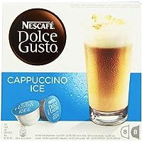 ドルチェ グスト 専用カプセル アイス カプチーノ 16P(8杯分)×3個