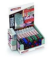 Edding Sharpie 4–51539Calligraphy 1455マーカー表示、36パーツ、段ボール、166x 102x 200mm