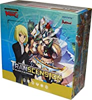 Cardfight Vanguard G-BT06 Transcention Of Blade And Blossom Booster Box English New Factory Sealed - 30 packs