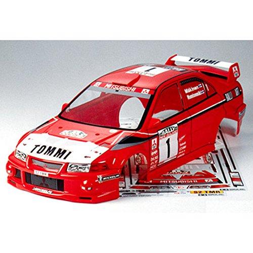 R/C SPARE PARTS SP-862 ランサーEvo.VI WRC スペアボディ
