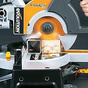 evolution(エボリューション) 210mm万能切断スライドマルノコ RAGE3 S300
