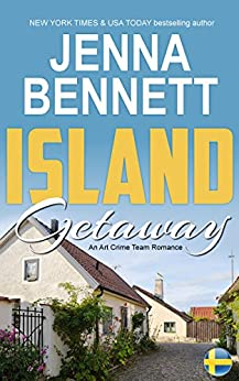 Island Getaway: An FBI Art Crime Team Romantic Mystery (ACT Book 1) by [Bennett, Jenna]