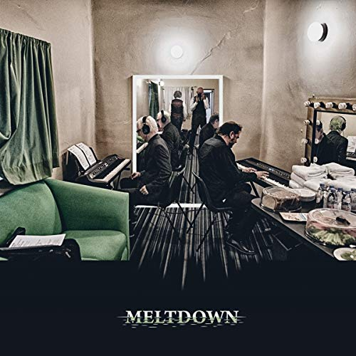 Meltdown: King Crimson, Live In Mexico (3CD+Blu-Ray)